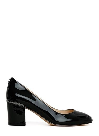 Rugan Kalın Topuklu Ayakkabı-Nine West